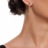 sword earring