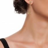 axe earring