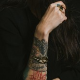 shield bracelets
