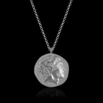 gümüş iskender kolye (2)